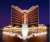 Wynn Palace Resort, Macau